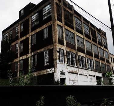 Abandoned Factory by kellock