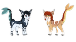 Adoptables by Growlipsis