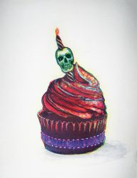 Deathday Cake by Scrat-Riker