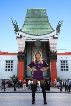 Hollywood Chinese Theatre by CelesteGallery