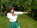 Kagome - Inuyasha by vrlovecats