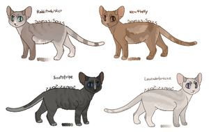 warrior cat point adopts - open by adoptafur