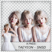 - Pack Render #67: Taeyeon - SNSD by BYjin-D