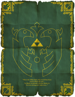 The Legend Of Zelda - Wind Waker by HellGab