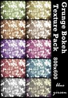 Grunge Bokeh Pack by bluezircon-graphics