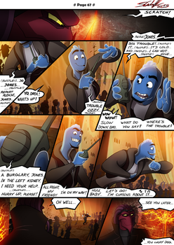 P.U. - Adventure Page 67 by Hevimell