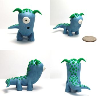 Also the Timid Monster by TimidMonsters