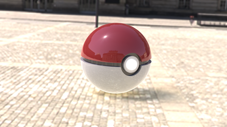 PokeBall by Marsovski