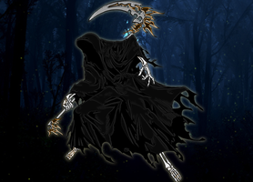 Grim Reaper- Bjcalvert colours by ParisAlleyne