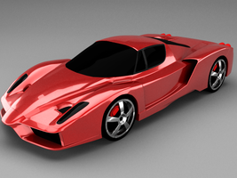 Enzo2 by Squint911