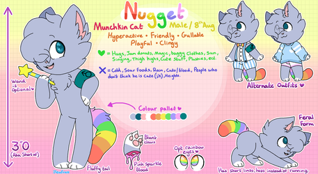Nugget Reference [2017] by Jewfross