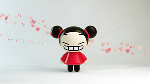 Pucca Wallpaper by x-3