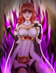 Celica Witch by MKRUdesign