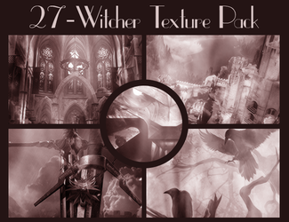 Witcher Texture Pack by BachLynn23