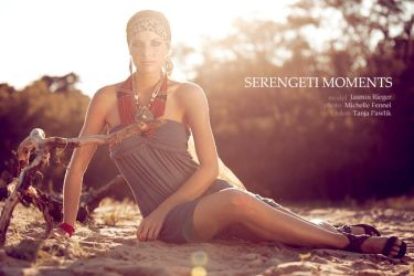 Serengeti Moments IV by Michelle-Fennel