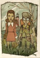 Moonrise Kingdom by DenisM79