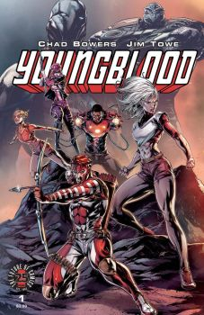Youngblood Cover art by caananwhite