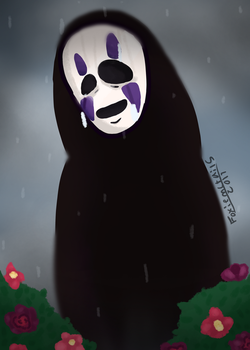 No Face by foxiemctails