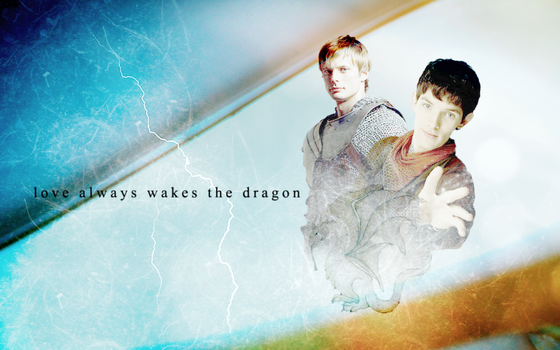 Love Always Wakes the Dragon by Siren-Singer