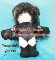 Counterstrike plushie for List by notoes