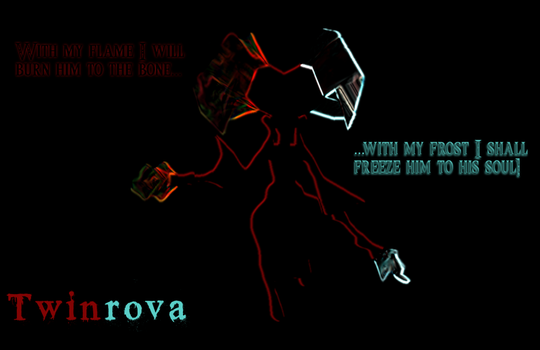 Twinrova Neon project by Moondynasty