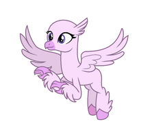 Hippogriff Base (link back) by Chocolatefeatherrrrr