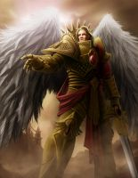 The Angel of Baal by CELENG
