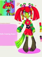 New Character! Clarine The Party Quetzal by Coffee-Karin