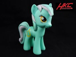 Lyra Heartstings (Show accurate hair) On Ebay now by hunterknightcustoms