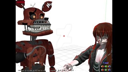 Clockwork and Nightmare Me by Arthur1711