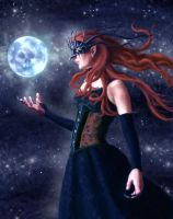 Queen.Of.The.Night by DaraGallery