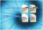 HTML Google Chrome Icons by necro-rk