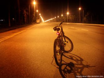 My Bicycle by happily-never-after
