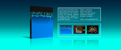 Pipetris - Game: pay what you want by Pipetris