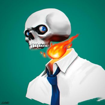 Skullyjuly 2 by 22two