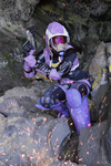 Tali'Zorah from Mass Effect by IceDragonCosplay