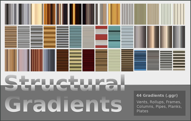 Structural Gradients by GrindGod