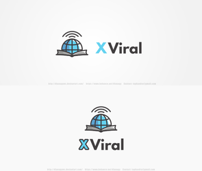 Viral Stories Logo by DianaGyms