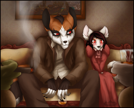 Adult Conversation by Ceirque