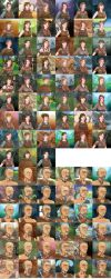 200 Free RPG Portraits for Your Game! by Hyptosis