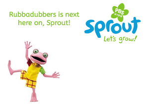 Rubbadubbers is next here on PBS Kids Sprout