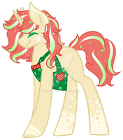 Day: 6|Christmas Cookie| {Open} by Equestrianadopts