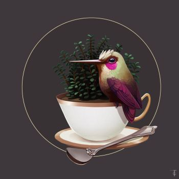 Teacup by TLCook
