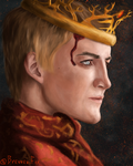Joffrey Baratheon (Game of Thrones) by Brennen-Fox