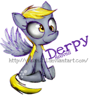 Derpy Hooves by vivianit11