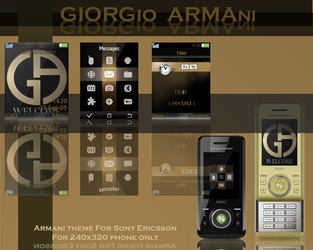 Official Armani Theme by Jinsey