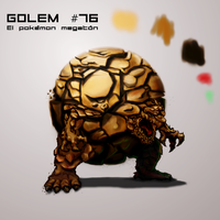 Pokemon Golem