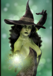 Witchy Lady by CaperGirl42