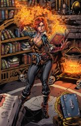 Triss' Firecast Clrs by CdubbArt