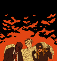 TW: Happy Early Halloween! by threesteps